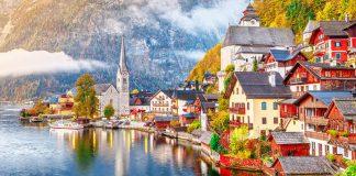 Mùa thu ở Châu Âu lãng mạn và cổ điển